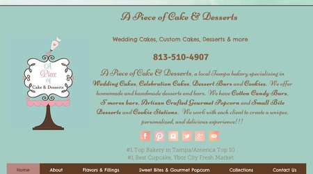 A Piece of Cake & Desserts, LLC