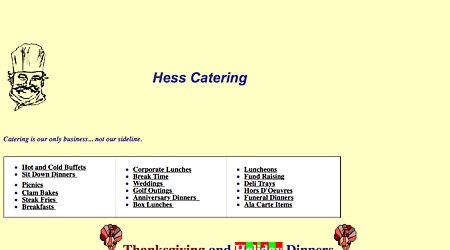 Hess Catering