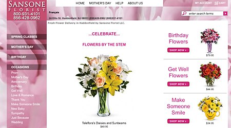 Haddonfield Florists