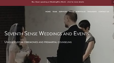 Seventh Sense Weddings & Events