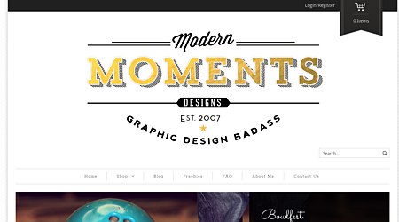 Modern Moments Designs