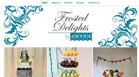 Frosted Delights by Joyce