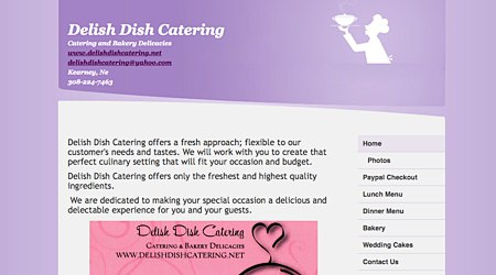 Delish Dish Catering & Bakery