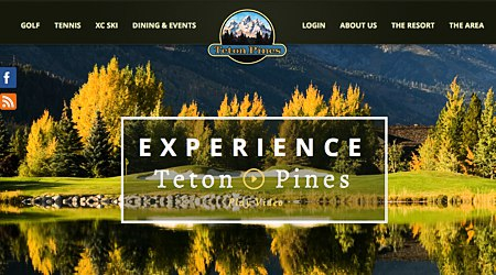 Teton Pines Country Club and Resort