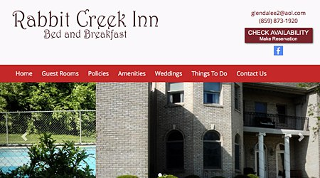 Rabbit Creek Inn Bed and Breakfast