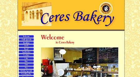 Ceres Bakery