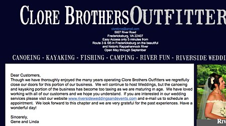 Clore Bros. Outfitters
