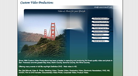 Custom Video Productions