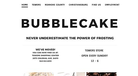 Bubblecake Bake Shop
