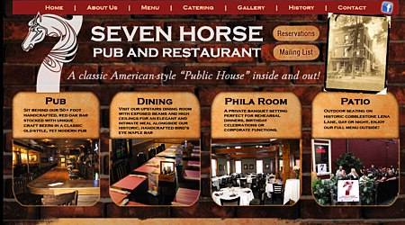 Seven Horse Pub And Restaurant