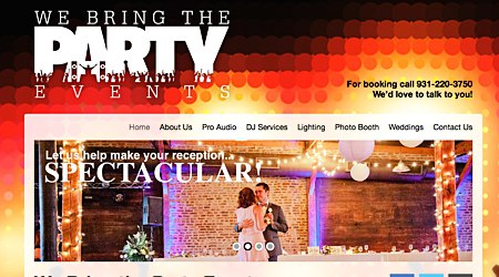 We Bring the Party Events