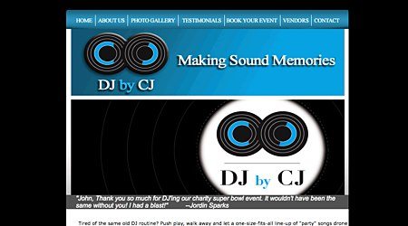 DJ by CJ