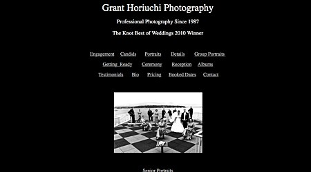 Grant Horiuchi Photography, Inc.