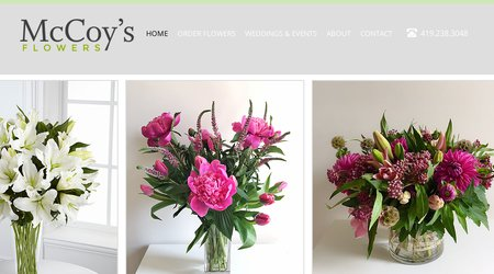 McCoys's Flowers and Diamonds