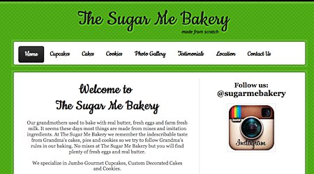The Sugar Me Bakery