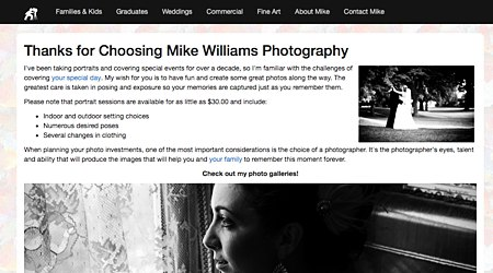 Mike Williams Photography