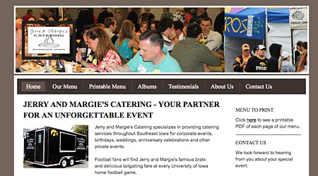 Jerry and Margie's Catering