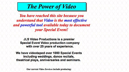 JLS Video Productions