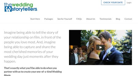 The Wedding Storytellers