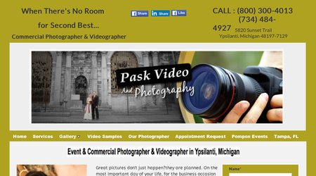 Pask Video And Photography