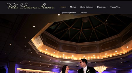 Villa Barone Manor | Bronx, NY Wedding Reception Site