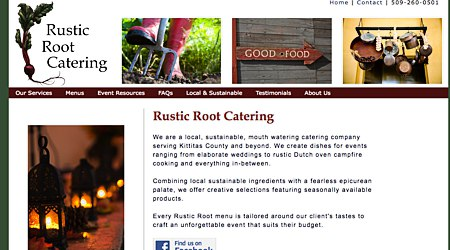 Rustic Root Catering