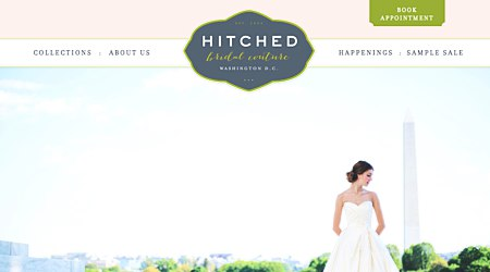 Hitched Bridal Couture