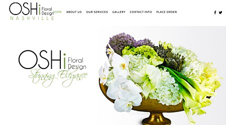 OSHi Floral Decor Studio