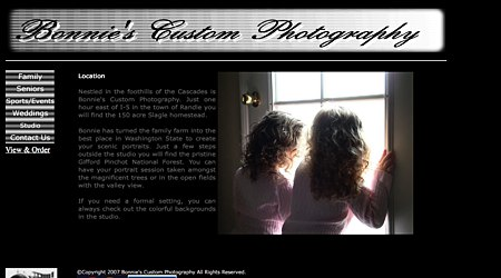 Bonnie's Custom Photography