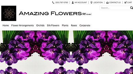 Amazing Flowers Miami