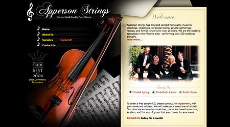 Apperson Strings