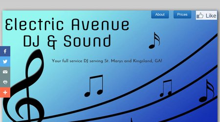 Electric Avenue DJ & Sound CO.,LLC