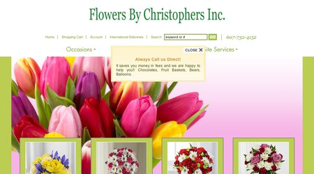 Flowers By Christophers