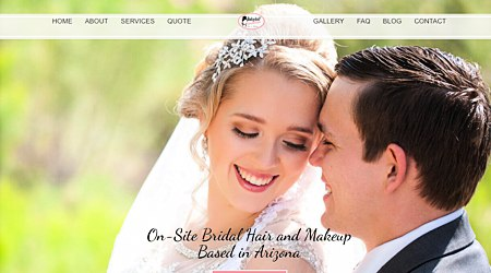 Babydoll Weddings Hair & Makeup