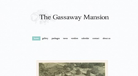 The Gassaway Mansion