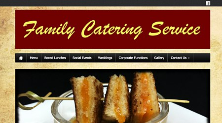 Family Catering Service