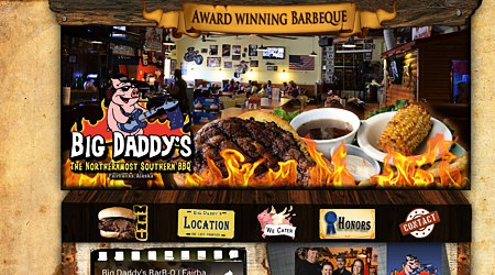 Big Daddy's BarB-Q Catering