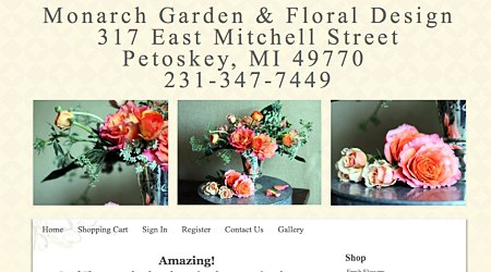 Monarch Garden & Floral Design