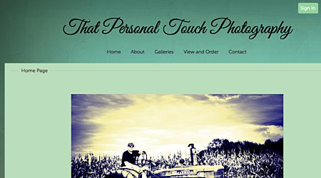 That Personal Touch Photography