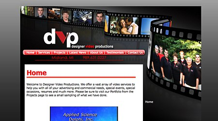 Designer Video Productions