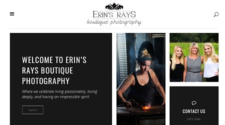 Erin's Rays Boutique Photography