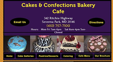 Cakes & Confections Gourmet Bakery