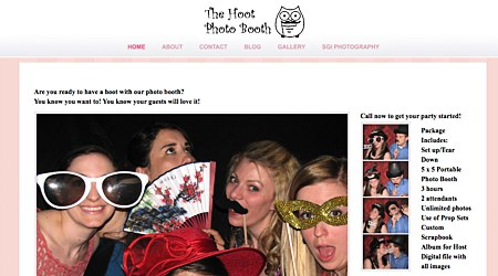 Hoot Photo Booth