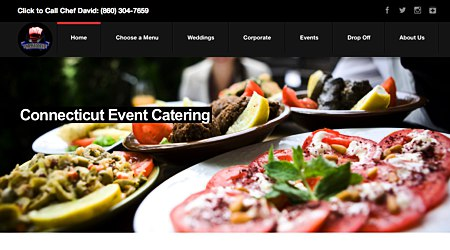 impressive Catering Services