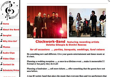 Clockwork-Band