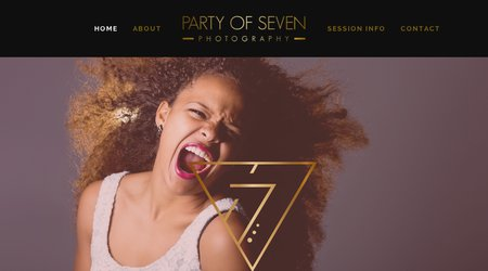 Party of Seven Photography