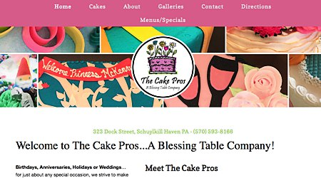 The Cake Pros Bakery & Coffee Shop