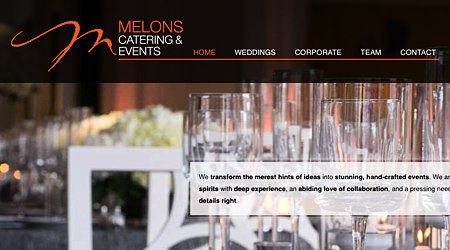 Melons: Catering & Event Planning