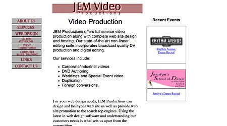 JEM Video Productions