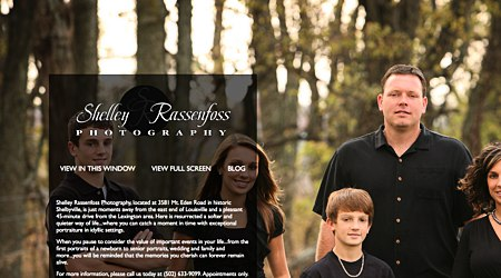 Shelley Rassenfoss Photography